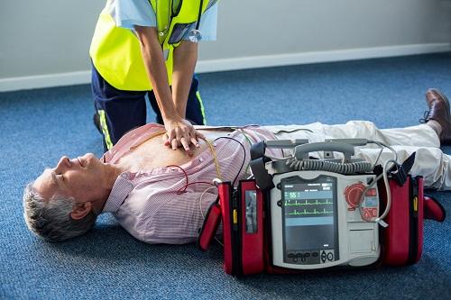 le défibrillateur HEARTSINE SAMARITAN 360P